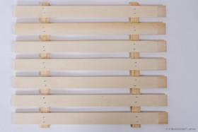 Frankenbeute Holzbausperre für Hochboden