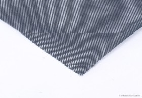 Kunststoffgewebe dunkelgrau 50 x 50 cm