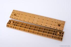 Stabilisierungsschienen für 1er Beutenbock 44 cm, Paar