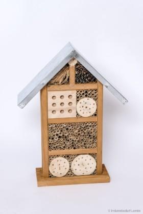 Bieno® Natura Wildbienen- und Insektenhotel Medium
