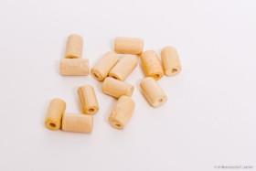 Abstandröllchen aus Holz mit Nägel 150 Stück
