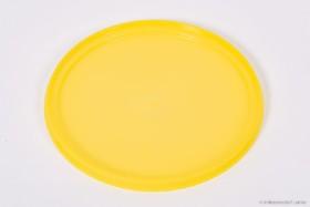 Ersatz-Deckel gelb für 12,5 kg Plastik-Eimer