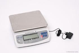 SIPA® Geeichte elektronische Tischwaage 6 kg