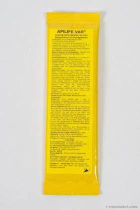 Apilife VAR® imprägnierter Streifen zur Varroabehandlung