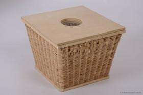 BienoKorb Kunstschwarmkorb mit Platte