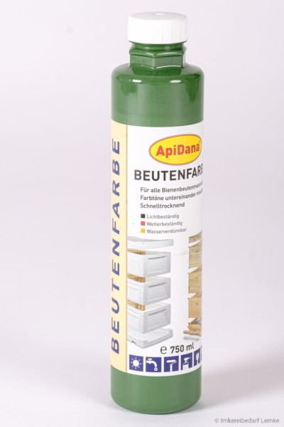ApiDana® Beutenfarbe 750 ml