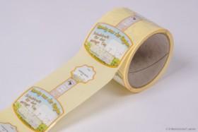 Honigglas-Rollenetikett 250 g
