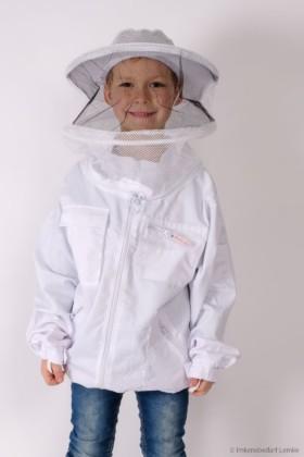 BienoProtect Kinder-Schutzhemd white