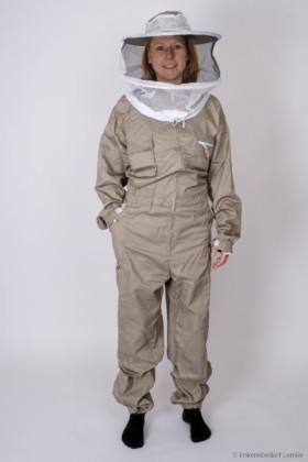 Bieno® Protect-Schutzanzug Lady khaki