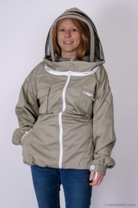 Bieno® secure Schutzhemd Englandhaube Lady Khaki