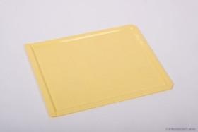 IMGUT® Kunststoff Bodenschieber, gelb