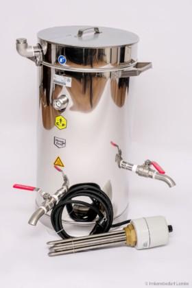 CFM Wachsklärbehälter 35 l, 230 V / 3 kW