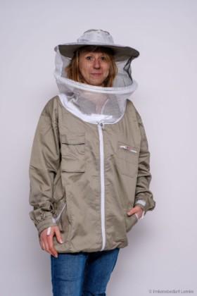 Bieno® Protect-Hemd Lady khaki - S