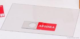 Apidea Begattungskasten - Ersatz Klarsichtabdeckung mit Klappe