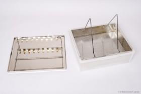 Bieno® Metall Entdecklungsgeschirr für 2 Personen