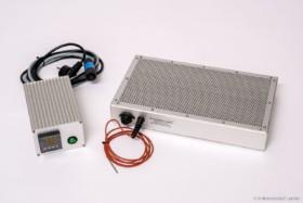 ApiNord® Mobile Heizeinheit Wärmebock TERRA 230V /263W