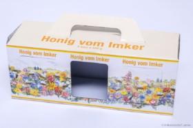 Flores Geschenk-Karton - 3 x 500 g Glas